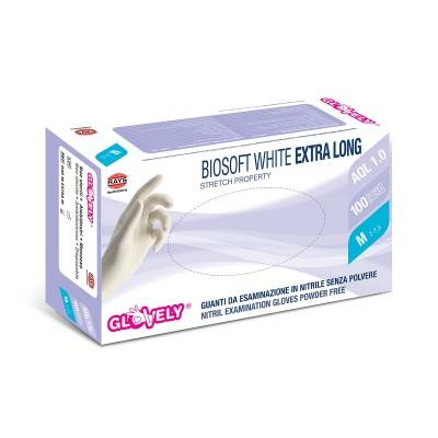 RAYS BIOSOFT chemo disposable gloves for antiblastic substances